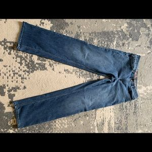 Blue jeans 34/34 straight